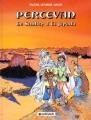 Couverture Percevan, tome 05 : Le Sablier d'El Jerada Editions Dargaud 1986