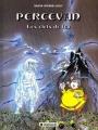 Couverture Percevan, tome 06 : Les Clefs de feu Editions Dargaud 1988