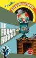 Couverture Le front russe Editions Le Livre de Poche 2012