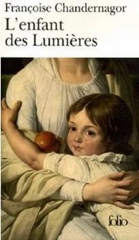 Couverture L'Enfant des lumières