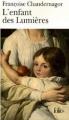 Couverture L'Enfant des lumières Editions Folio  2006