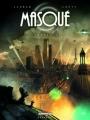 Couverture Masqué, tome 1 : Anomalies Editions Delcourt (Néopolis) 2012