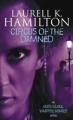 Couverture Anita Blake, tome 03 : Le cirque des damnés Editions Orbit Books 2005