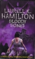 Couverture Anita Blake, tome 05 : Le squelette sanglant Editions Orbit Books 2000
