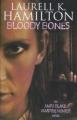 Couverture Anita Blake, tome 05 : Le squelette sanglant Editions Orbit Books 2007