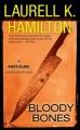 Couverture Anita Blake, tome 05 : Le squelette sanglant Editions Jove Books 2002