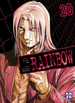 Couverture Rainbow, tome 20