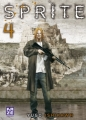 Couverture Sprite, tome 04 Editions Kazé (Seinen) 2012