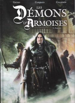 Couverture Les démons d'Armoises, tome 1 : Prelati