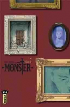 Couverture Monster, deluxe, tome 7