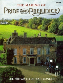 Couverture The Making of Pride and Prejudice