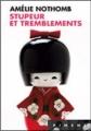 Couverture Stupeur et tremblements Editions France Loisirs (Piment) 2011
