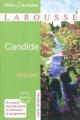 Couverture Candide / Candide ou l'Optimisme Editions Larousse (Petits classiques) 2011