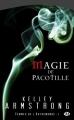 Couverture Femmes de l'Autremonde, tome 03 : Magie de pacotille Editions Bragelonne 2010