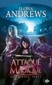 Couverture Kate Daniels, tome 3 : Attaque magique Editions Bragelonne 2010