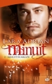 Couverture Minuit, tome 02 : Minuit écarlate Editions Milady 2011