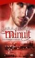 Couverture Minuit, tome 04 : Le tombeau de minuit Editions Milady 2011