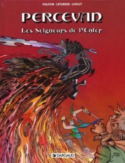 Couverture Percevan, tome 07 : Les Seigneurs de l'Enfer