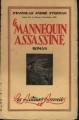 Couverture Le mannequin assassiné Editions Les Auteurs Associés 1932