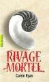 Couverture Rivage Mortel Editions Gallimard  (Pôle fiction) 2012
