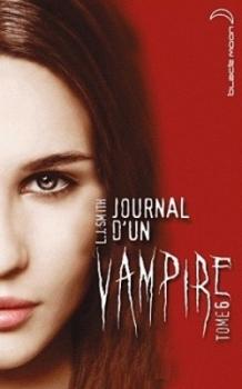 Couverture Journal d'un vampire, tome 6 : Le dévoreur