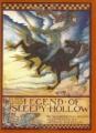 Couverture Sleepy Hollow : La légende du cavalier sans tête / La légende de Sleepy Hollow Editions HarperCollins 1990