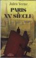 Couverture Paris au XXe siècle Editions Hachette 1994