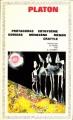 Couverture Protagoras, Euthydème, Gorgias, Ménèxène, Ménon, Cratyle Editions Garnier Flammarion 1967