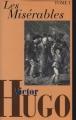 Couverture Les Misérables (2 tomes), tome 1 Editions France Loisirs 1997