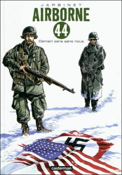 Couverture Airborne 44, tome 2 : Demain sera sans nous