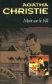 Couverture Mort sur le Nil Editions du Masque 1996