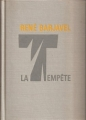 Couverture La tempête Editions Tallandier (Cercle du Nouveau Livre) 1982