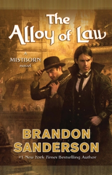 The allow of law : A Mistborn novel de Brandon Sanderson