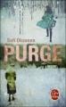 Couverture Purge Editions Le Livre de Poche 2012