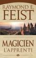 Couverture Les Chroniques de Krondor / La Guerre de la Faille, tome 1 : Magicien, L'Apprenti Editions Milady 2011