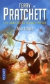 Couverture Les Annales du Disque-Monde, tome 04 : Mortimer Editions Pocket (Fantasy) 2011