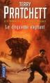 Couverture Les Annales du Disque-Monde, tome 25 : Le Cinquième Éléphant Editions Pocket (Fantasy) 2011
