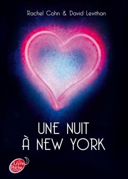 Couverture Une nuit à New York