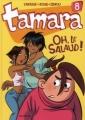 Couverture Tamara, tome 08 : Oh, le salaud ! Editions Dupuis 2010