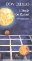 Couverture L'étoile de Ratner Editions Actes Sud 1996