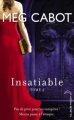 Couverture Insatiable, tome 2 Editions Hachette (Black moon) 2012