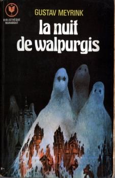 Couverture La nuit de Walpurgis