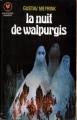 Couverture La nuit de Walpurgis Editions Marabout 1977