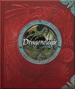 Couverture Dragonologie : Encyclopédie des dragons