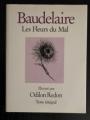 Couverture Les fleurs du mal / Les fleurs du mal et autres poèmes Editions Ebeling 1984