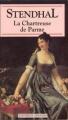 Couverture La chartreuse de Parme Editions Booking International (Classiques français) 1993