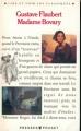 Couverture Madame Bovary, intégrale Editions Presses pocket (Lire et voir les classiques) 1990