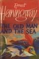Couverture Le vieil homme et la mer Editions Jonathan Cape 1972