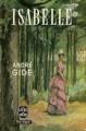 Couverture Isabelle Editions Le Livre de Poche 1962
