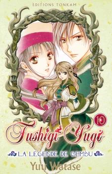 Couverture Fushigi Yugi : La Légende de Gembu, tome 10
